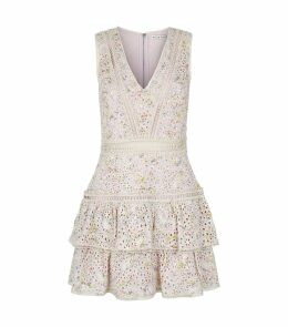 Lace Floral Tonie Dress