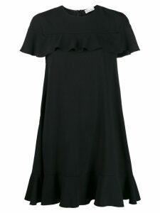 Red Valentino Valentino Garavani ruffle dress - Black