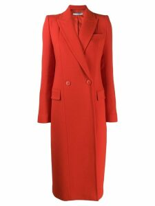 Givenchy double-breasted coat - Red