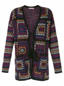 Cecilia Prado Fabricia coat - Multicolour