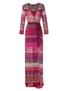 Cecilia Prado Hortensia maxi dress - Multicolour