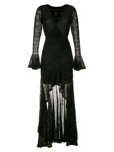 Cecilia Prado Gustava maxi dress - Black
