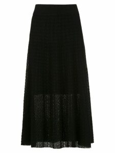 Cecilia Prado Grazi knitted skirt - Black