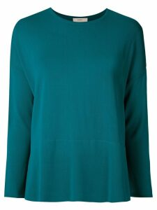 Egrey knitted sweater - Blue