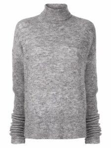 Nobody Denim Lush oversized jumper - Grey