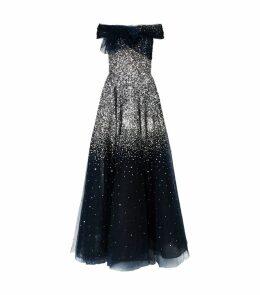Ombré Sequin Gown