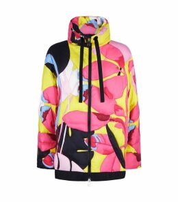 Dili Quilted Floral Jacket