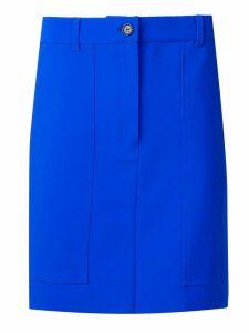 Nina Ricci electrique skirt - Blue