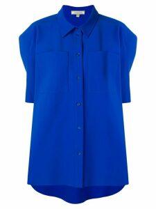 Nina Ricci electrique shirt - Blue