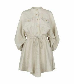 Linen Hamilton Dress