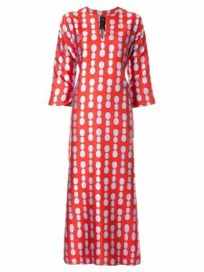 Zero + Maria Cornejo dot printed dress - Red