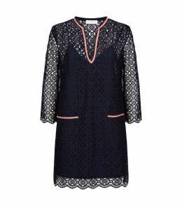 Lace Shift Dress