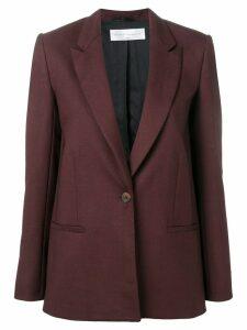 Victoria Victoria Beckham slim blazer - Brown