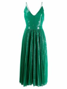MSGM evening dress - Green