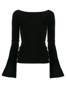 Dsquared2 off-the-shoulder jumper - Black