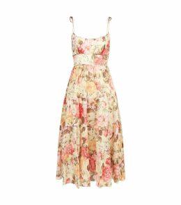 Honour Tiered Midi Dress