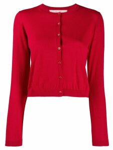 Red Valentino buttoned cardigan