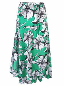 Alexis Lyons midi skirt - Green