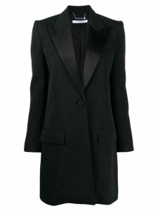 Givenchy classic single-breasted coat - Black
