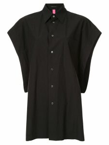 Y's batwing sleeve shirt - Black