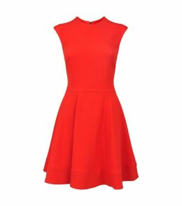 Fitted A-Line Cocktail Dress