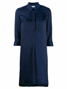 Zadig & Voltaire Roa dress - Blue