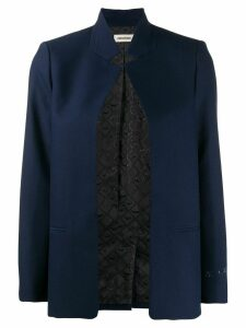 Zadig & Voltaire Volly blazer - Blue