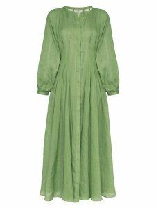 Three Graces Valeraine maxi dress - Green