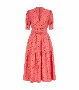 Polka Dot Holliday Dress