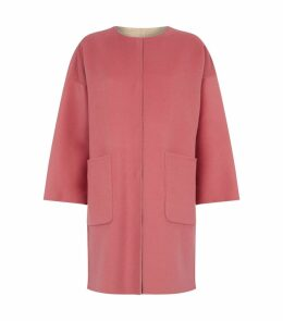 Drava Wool Reversible Coat