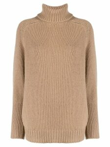 Ralph Lauren turtleneck jumper - Brown