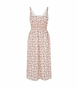 Giovanna Floral Print Dress