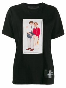 Marc Jacobs photographic print T-shirt - Black