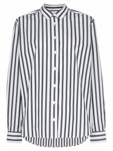 Toteme Capri striped shirt - Blue
