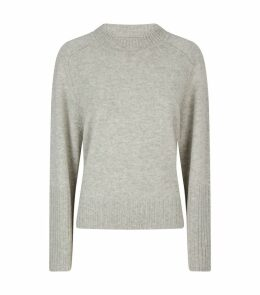 Cashmere Wide Sleeve Sweater