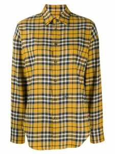 Dsquared2 Dean shirt - Yellow