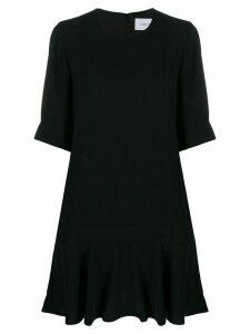 Calvin Klein loose fit T-shirt dress - Black