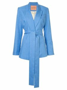 Maggie Marilyn Just Getting Started blazer - Blue