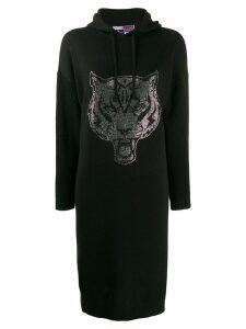 Plein Sport long sleeved jumper - Black