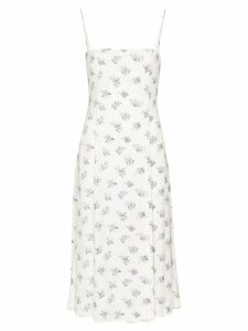 Reformation Vollare floral print midi dress - Multicolour