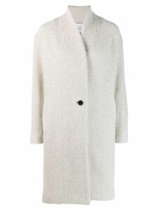 IRO relaxed-fit coat - Neutrals