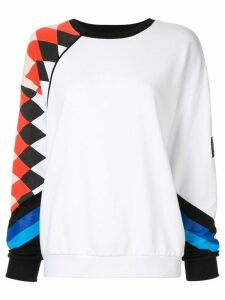 P.E Nation Aspendos sweatshirt - White