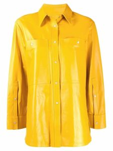 Dorothee Schumacher boxy jacket - Yellow