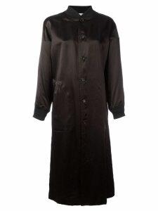 Comme Des Garçons Comme Des Garçons bomber-style coat - Black