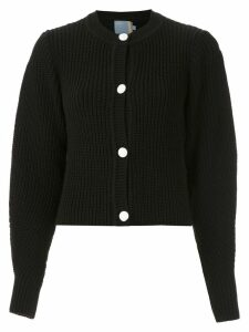 Cruise Londres knitted cardigan - Black