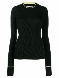 Maison Margiela glove-sleeve jumper - Black