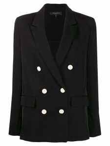 Rag & Bone double-breasted blazer - Black
