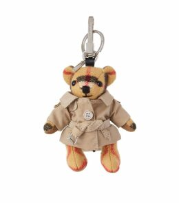 Thomas Bear Charm in Trench Coat