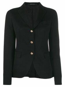 Tagliatore classic blazer - Black