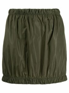 Dsquared2 elasticated trim skirt - Green
